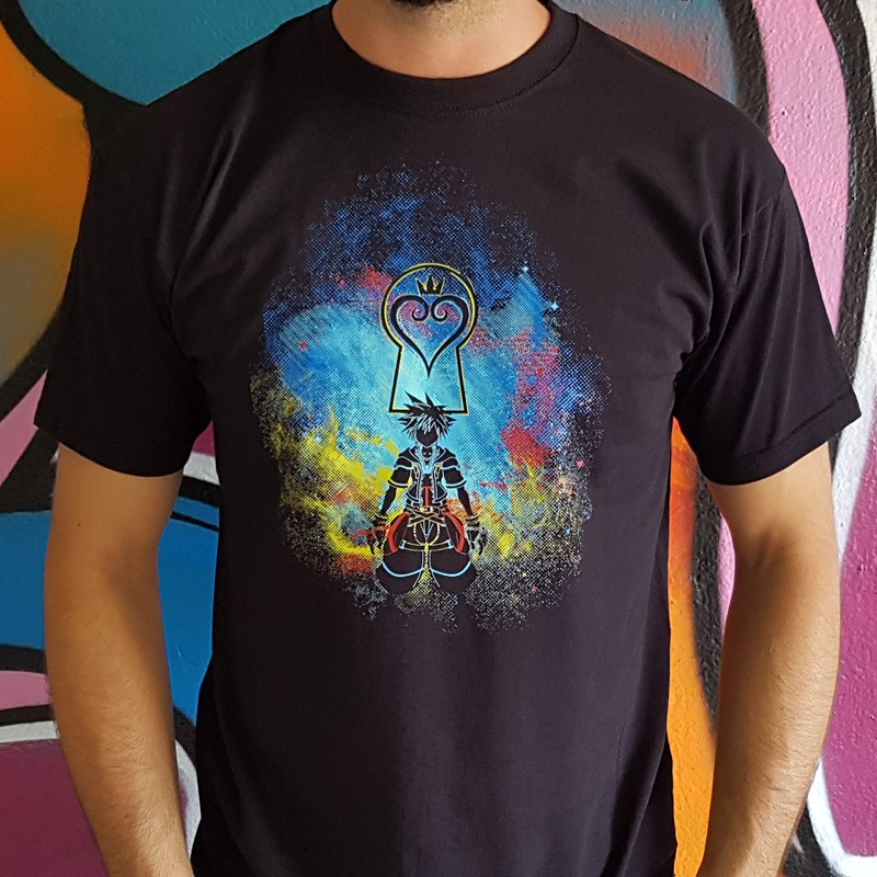 T-Shirt Askew Color kingdom