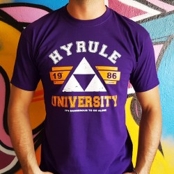 T-Shirt Hyrule University