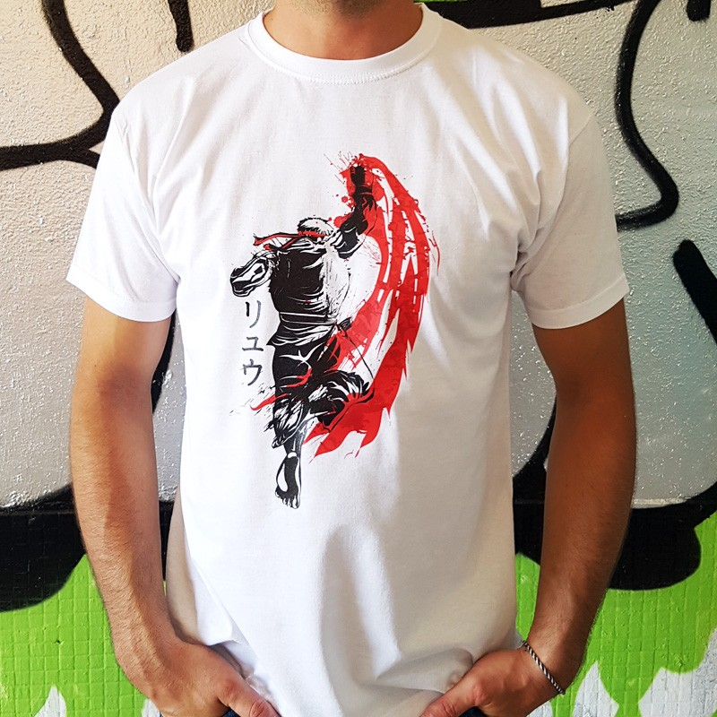 T-Shirt Askew Punch