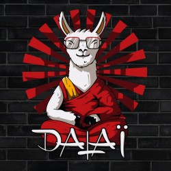 Tee Shirt Dalai Lama