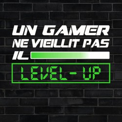 Tee Shirt Gamer UP