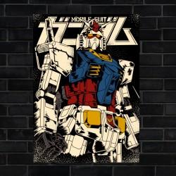 Tee Shirt Gundam