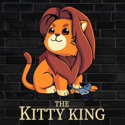 Tee Shirt King Lion