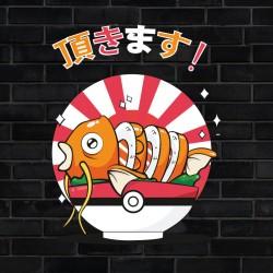 Tee Shirt Fish