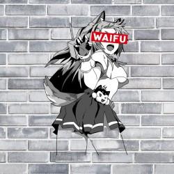 Tee Shirt Waifu Jap