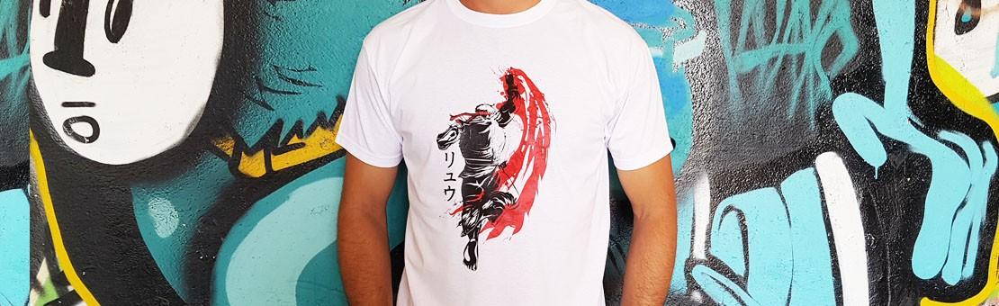 T-Shirt Punch Askew Gaming